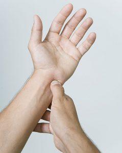 acupressure point